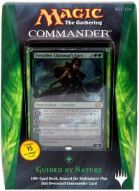 Commander 2014- Guided by Nature Deck