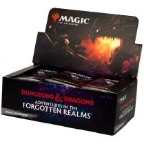 MTG. Adventures in the Forgotten Realms. Draft Booster Display