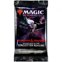 MTG. Adventures in the Forgotten Realms. Draft Booster