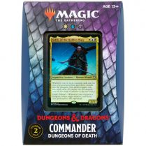 MTG. Adventures in the Forgotten Realms. Commander: Dungeons of death