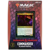 MTG. Adventures in the Forgotten Realms. Commander: Planar portal