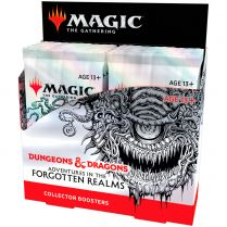 MTG. Adventures in the Forgotten Realms – дисплей коллекционных бустеров на английском языке