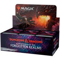 MTG. Adventures in the Forgotten Realms – дисплей драфт-бустеров на английском языке