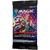 MTG. Adventures in the Forgotten Realms – бустер выпуска на английском языке
