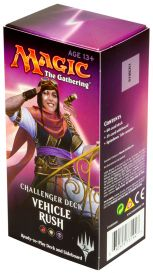 Magic. Challenger Deck: Vehicle Rush
