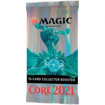 MTG. Core Set 2021 - коллекционный бустер на английском языке