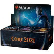 Magic. Core Set 2021 - дисплей бустеров на английском языке