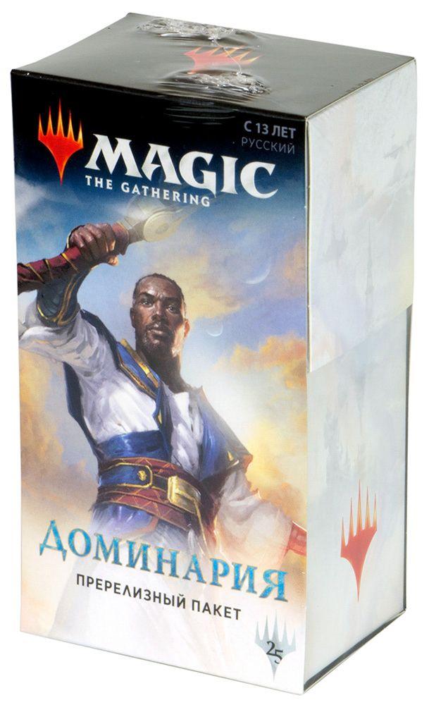 Купить Magic. Доминария: Пререлизный набор, Настольная игра Wizards of the Coast