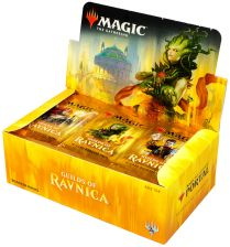 Magic. Guilds of Ravnica - дисплей бустеров на английском языке
