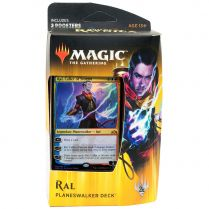 Magic. Guilds of Ravnica: Ral на английском языке