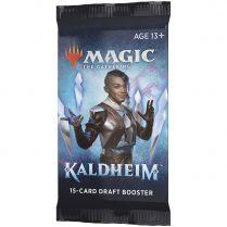 MTG. Kaldheim - драфт-бустер на английском языке