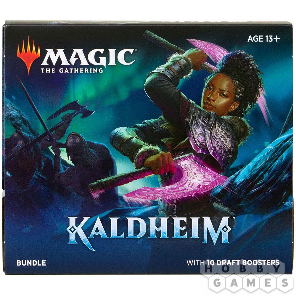 MTG. Kaldheim Bundle - подарочный набор на английском языке | Купить настольную игру в магазинах Hobby Games