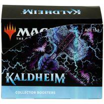 MTG. Kaldheim - дисплей коллекционных бустеров на английском языке