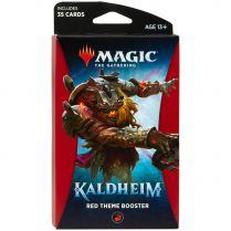 MTG. Kaldheim: Red – тематический бустер на английском языке