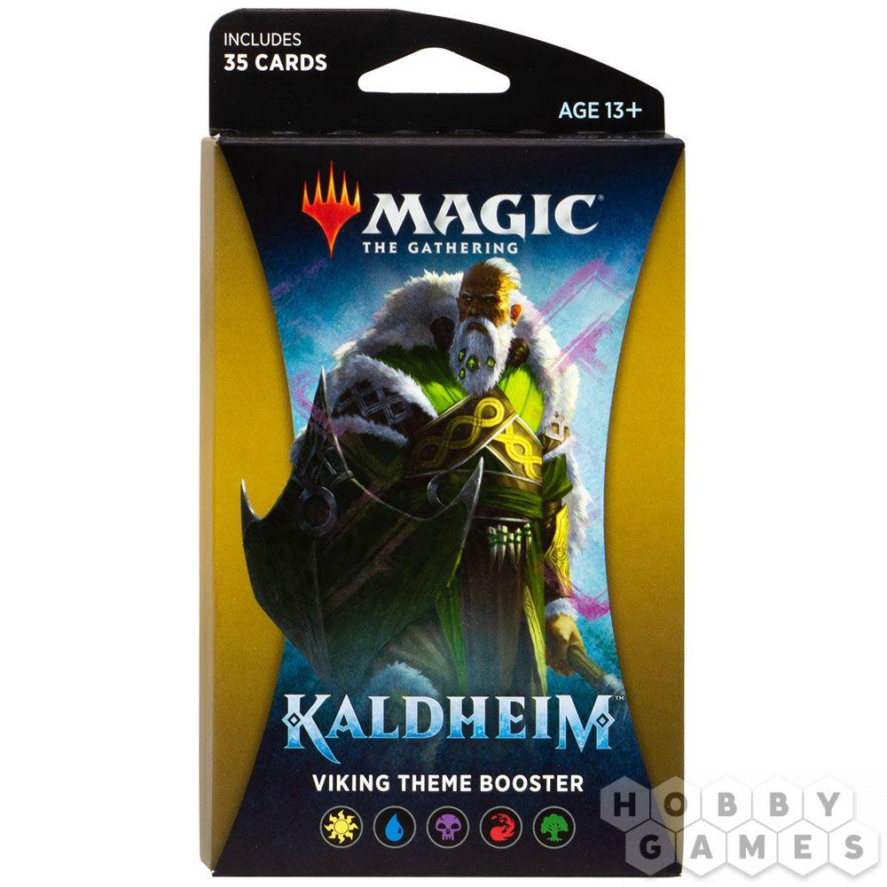 MTG. Kaldheim: Viking – тематический бустер на английском языке | Купить настольную игру в магазинах Hobby Games