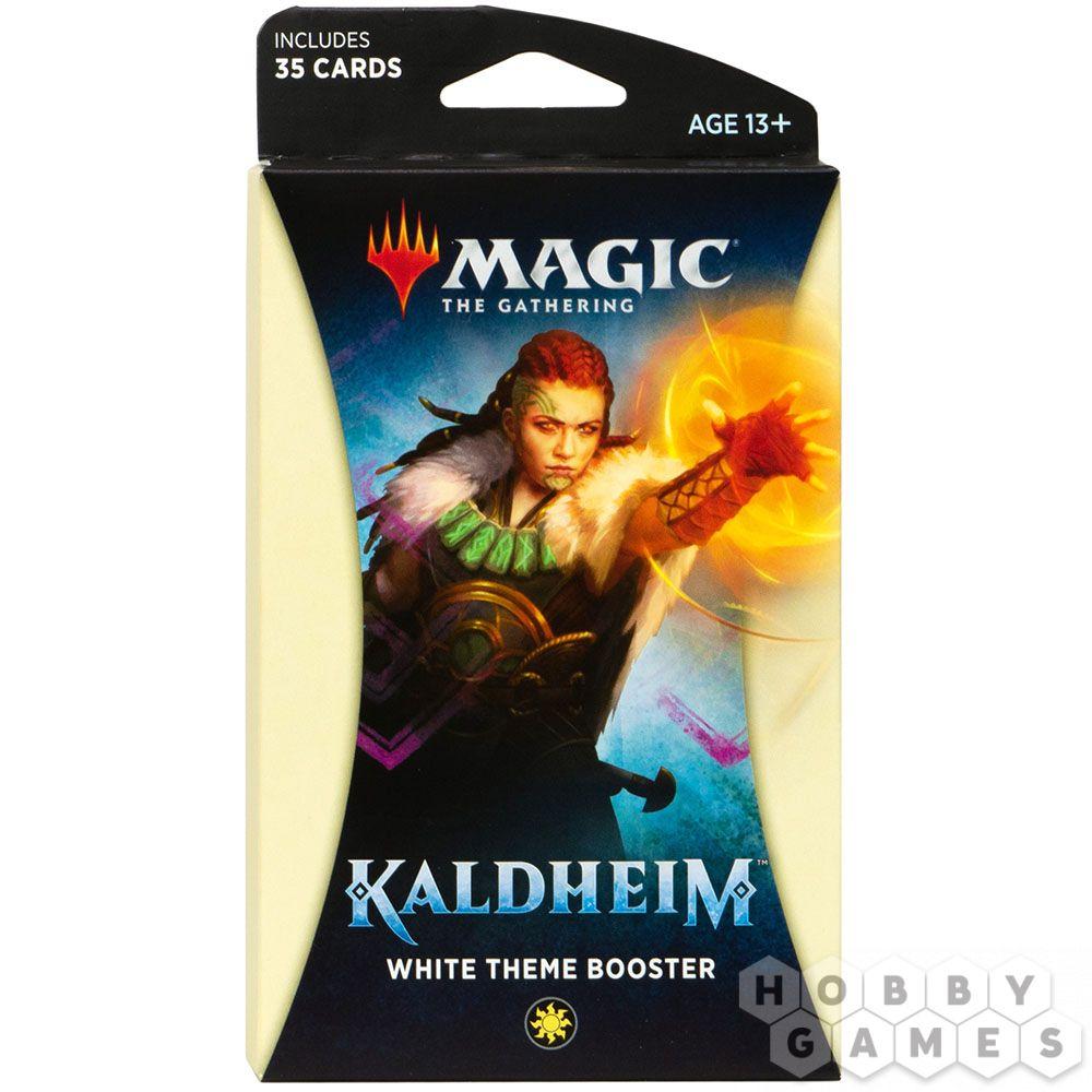 MTG. Kaldheim: White – тематический бустер на английском языке | Купить настольную игру в магазинах Hobby Games