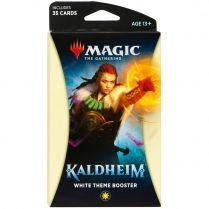 MTG. Kaldheim: White – тематический бустер на английском языке