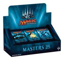 Magic. Masters 25 - дисплей бустеров