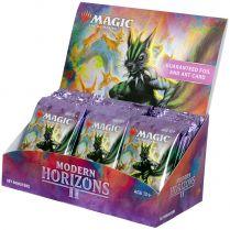MTG. Modern Horizons 2 – дисплей бустеров выпуска на английском языке