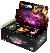Magic. Базовый набор 2019 - дисплей бустеров