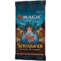 MTG. Strixhaven – коллекционный бустер на английском языке