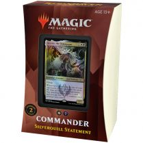 MTG Strixhaven Commander: Silverquill Statement