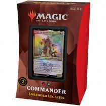 MTG Strixhaven Commander: Lorehold Legacies