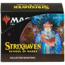 MTG. Strixhaven – дисплей коллекционных бустеров на английском языке