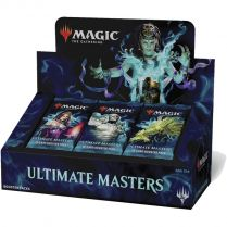 Magic. Ultimate Masters - дисплей бустеров на английском языке