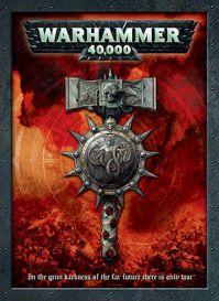 Warhammer 40,000: Rulebook (Old) на английском языке