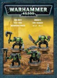 Ork Boyz (малый набор)