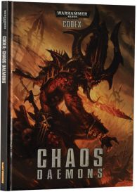 Codex: Chaos Daemons 6th edition