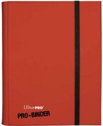 Альбом Ultra-Pro PRO-BINDER Красный (с листами 3х3 кармашка)