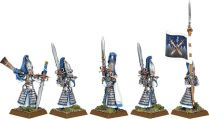 High Elves Swordmasters of Hoeth Command