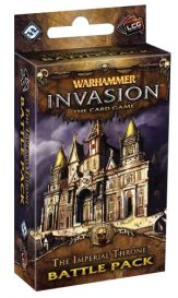 Warhammer. Invasion LCG: The Imperial Throne Battle Pack