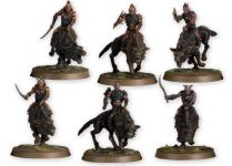 Hunter Orcs on Fell Wargs