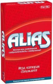 Компактная игра: ALIAS (Скажи иначе)