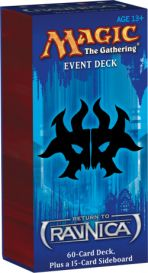 Magic. Return to Ravnica - Wrack and Rage - Event deck
