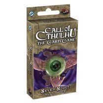 Call of Cthulhu LCG: Never Night Asylum Pack