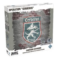 Dust Tactics Campaing Expansion Cerberus