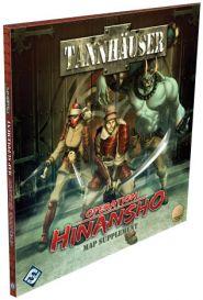 Tannhauser: Operation Hinansho map supplement