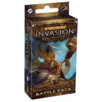 Warhammer. Invasion LCG: Realm of the Phoenix King Battle Pack