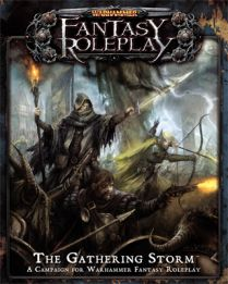 Warhammer Fantasy Roleplay: The Gathering Storm