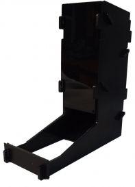 башня для бросания кубов черная (Dicetower)