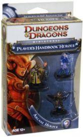 Miniatures D&D: Arcane Heroes 2: Блистер