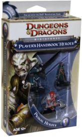 Miniatures D&D: Primal Heroes 1: Блистер