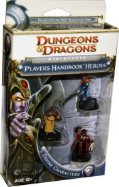 Miniatures D&D: Divine Characters 2: Блистер