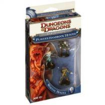 Miniatures D&D: Martial Heroes 1: Блистер