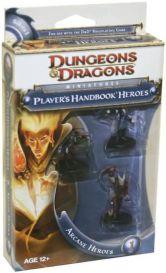 Miniatures D&D: Arcane Heroes 1: Блистер