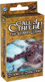 Call of Cthulhu LCG: Dunwich Denizens